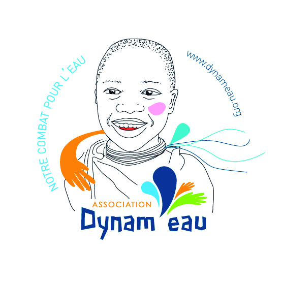 Dynam'eau badge-magnets