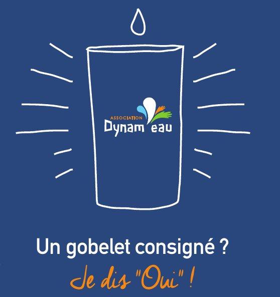 Dyanm'eau verre consigné