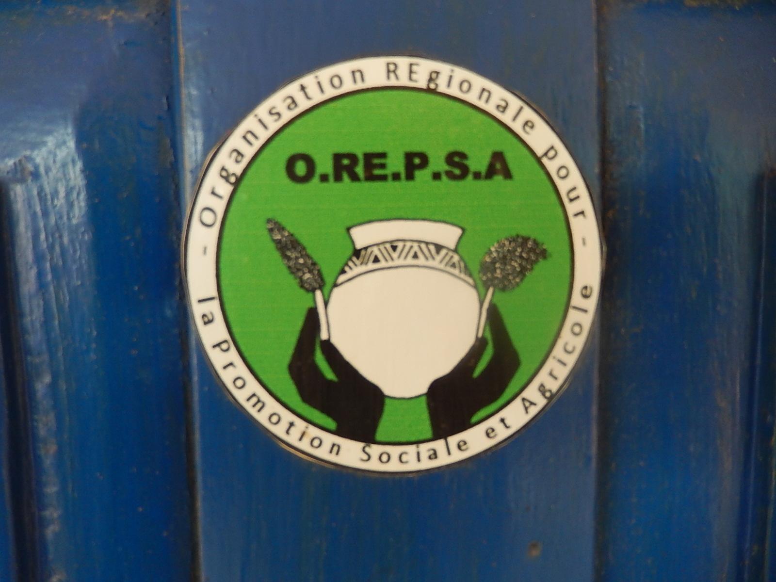logo OREPSA Dynam'eau togo