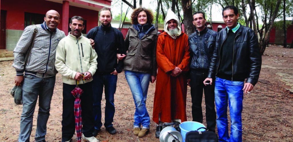 Dynam'eau Maroc 1 Chograne