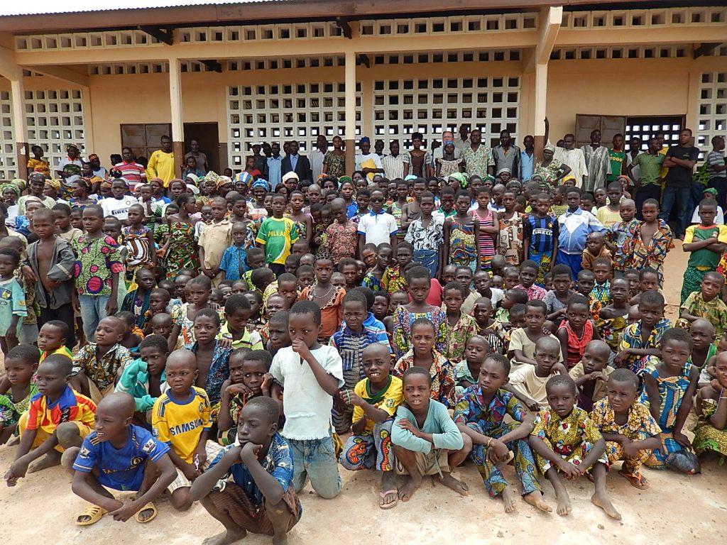 Dynam'eau Togo tous les élèves