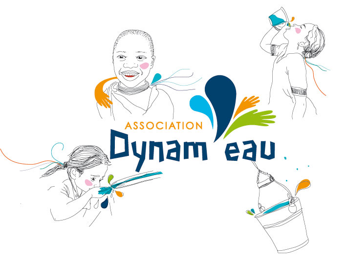 Logo association dynam'eau