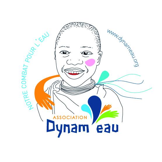 Dynam'eau badge-magnets
