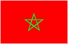 Dynam'eau Drapeau maroc