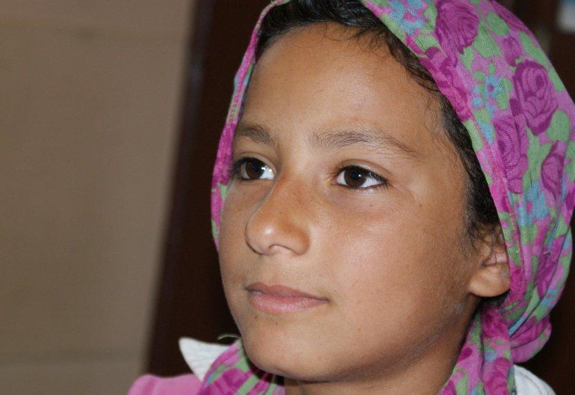 Dynam'eau Jeune marocaine
