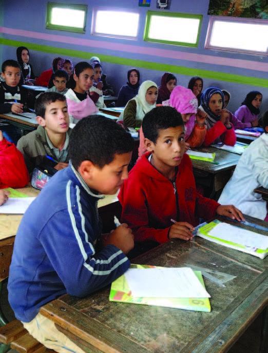 Enfant Maroc Dynam'eau