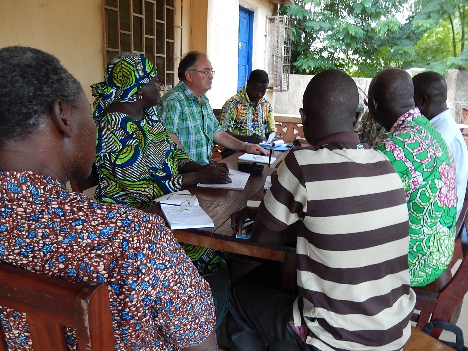 Mission audit yves montel togo OREPSA dynam'eau eau