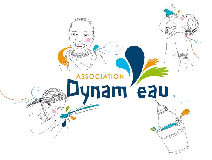 Logo association dynam'eau