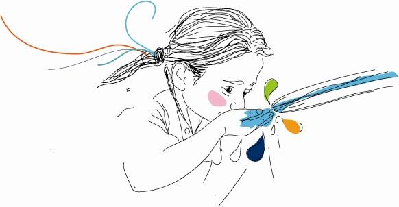 fille dynam'eau logo